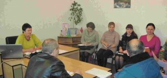 В здании администрации района провели заседание координационного совета