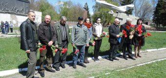 Провели митинг, посвященный 31-ой годовщине аварии на Чернобыльской атомной электростанции