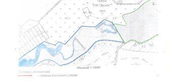 Выкопировка свободных земельных участков