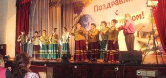 В районном Доме культуры отметили День пожилого человека