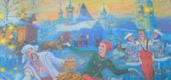 """Концерт – новогодняя заварушка от заслуженного государственного академического ансамбля песни и танца """"Донбасс"""""""