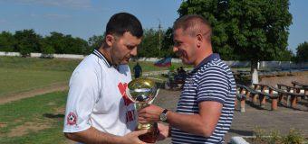Открытие футбольного сезона – 2020 в Тельмановском районе
