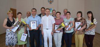 Медики Тельмановского района к профессиональному празднику получили Грамоты и Благодарности