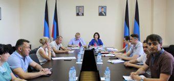 В Народном Совете обсудили новую редакцию закона о бухгалтерском учёте