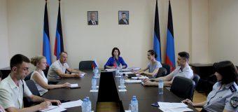 Профильный комитет обсудил замечания и предложения к проекту закона об организации страхового дела в ДНР