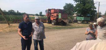Сход граждан в Коньковской сельской администрации с.Калинино