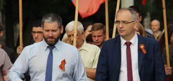 Владимир Бидёвка принял участие в торжественном митинге, приуроченном ко Дню освобождения Донбасса