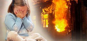 Меры предосторожности избежания пожара от детской шалости с огнем