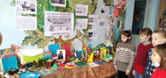 Выставка детского творчества «Изобретай-ка»