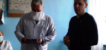 Встреча в трудовом коллективе Центральной районной больницы