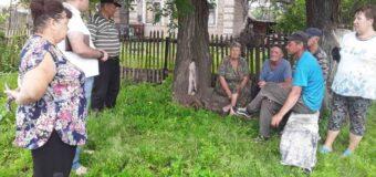 Сход граждан в с.Котляревское