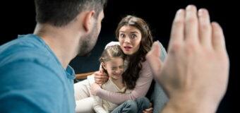 Домашнее насилие. Что предпринять?