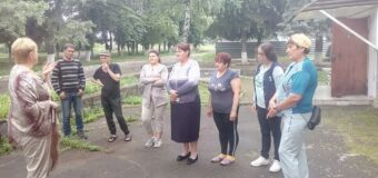 Сход граждан в с.Богдановка