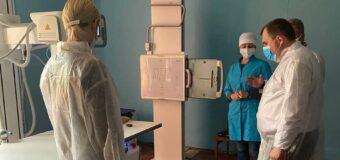 Александр Оприщенко лично проинспектировал медицинские учреждения Тельмановского района