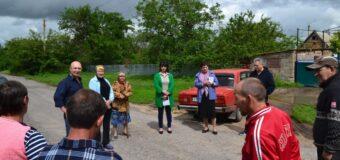 Сход граждан в с.Первомайское Мичуринской сельской администрации