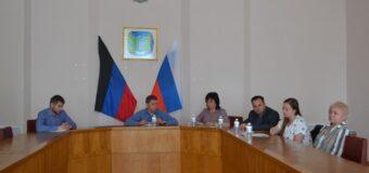 Прошла встреча с представителями ГОУ ВПО «Донбасская национальная академия строительства и архитектуры»