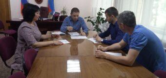 Оперативное совещание по рабочим вопросам