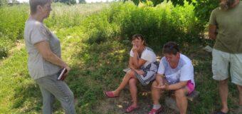 Сход граждан в с.Петровское