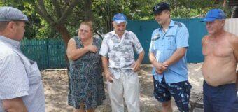Сход граждан в с.Коньково