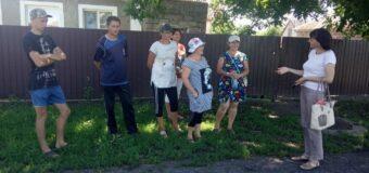 Сход граждан в с.Михайловка