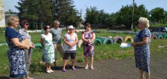 Сход граждан в с.Греково-Александровка