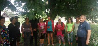 Сход граждан в с.Терновка