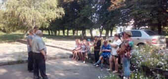 Сход граждан в с. Богдановка