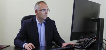 Владимир Бидёвка принял участие в онлайн-голосовании на выборах в Госдуму РФ