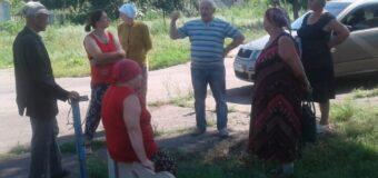 Сход граждан в селе Богдановка