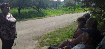 Сход граждан в селе Котляревское