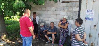 Сход граждан в селе Николаевка