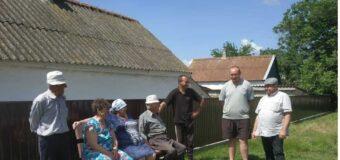 Сход граждан в селе Самсоново