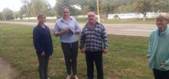 Сход граждан в селе Зерновое
