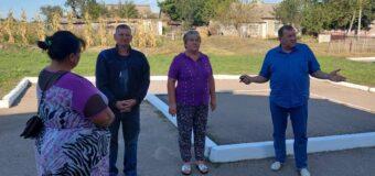 Сход граждан в селе Старая Ласпа