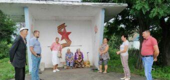 Сход граждан в селе Зори