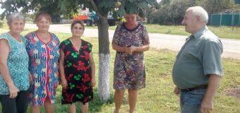 Сход граждан в селе Вершиновка