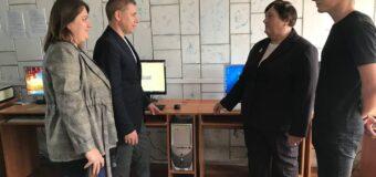 """В МОУ """"Луковская школа"""" доставлены два новых компьютера"""