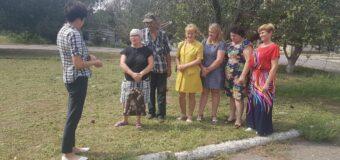 Сход граждан в селе Зеленый Гай