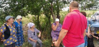 Сход граждан в селе Шевченко