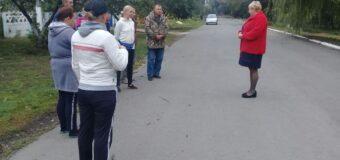 Сход граждан в селе Свободное